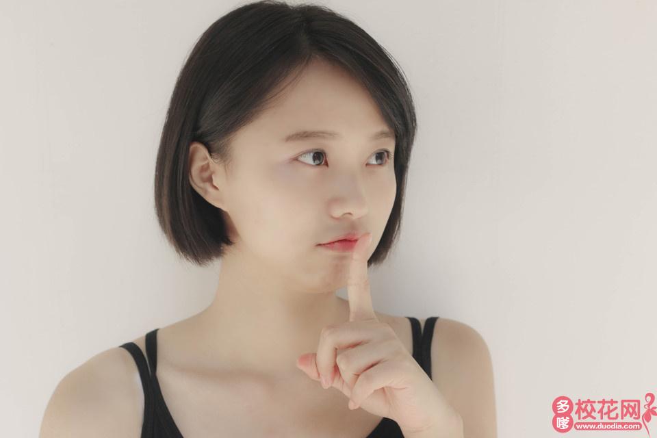 北方民族大学2019级校花吴东云