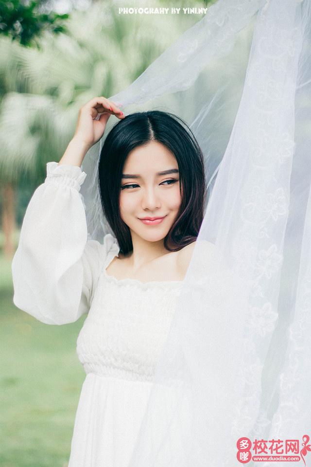 北京印刷学院2019级校花李师