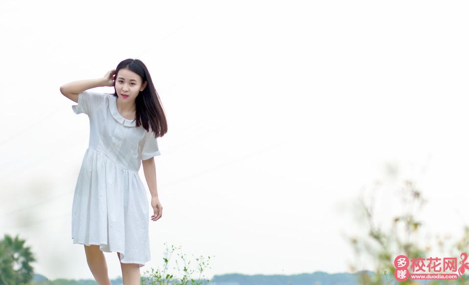 西南医科大学校花谭德娟