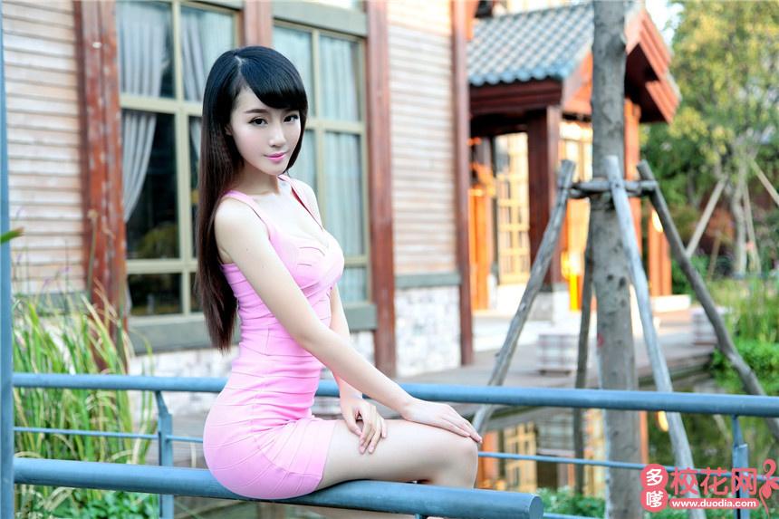 河南牧业经济学院2019级校花刘丽芬