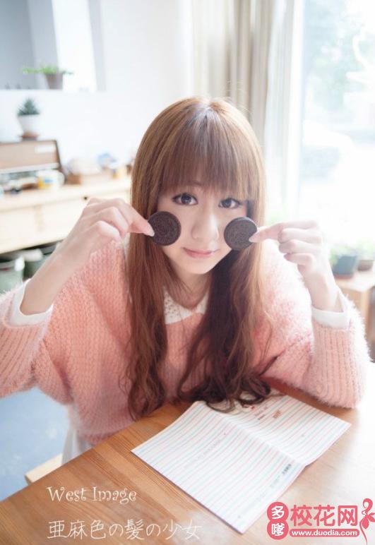 山东交通学院校花杨蓉蓉