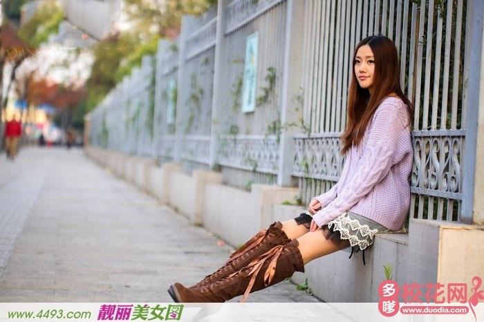 商洛学院2019级校花杨颖