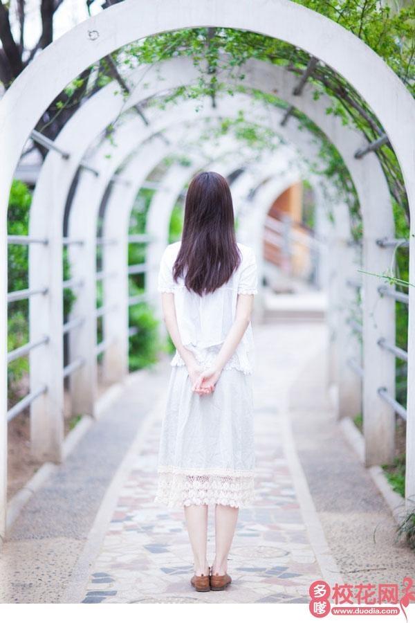 山西师范大学现代文理学院2018级校花陈思琦