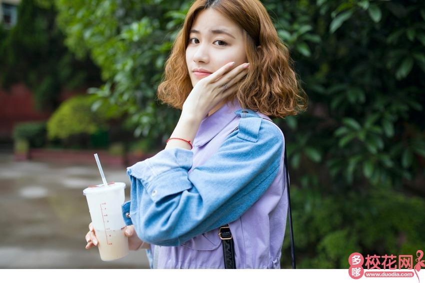 广州商学院2019级校花李蓓蓓