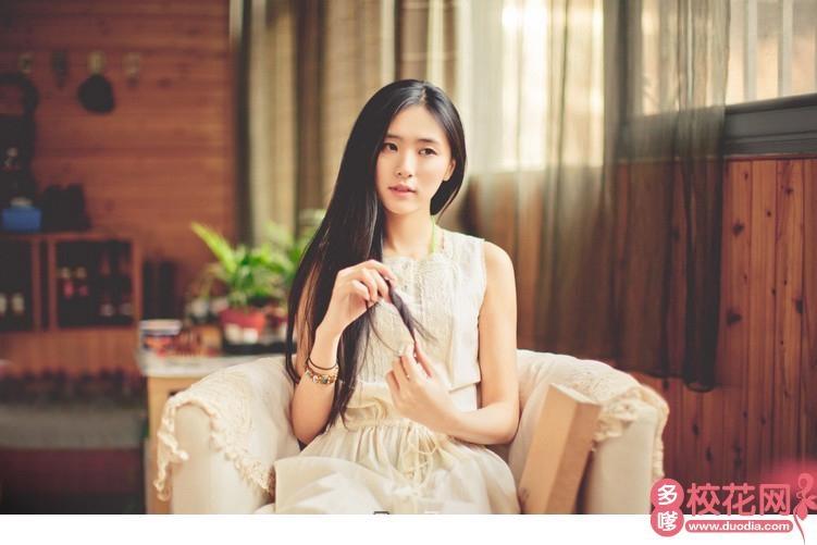 湖南应用技术学院2018级校花林晓萍