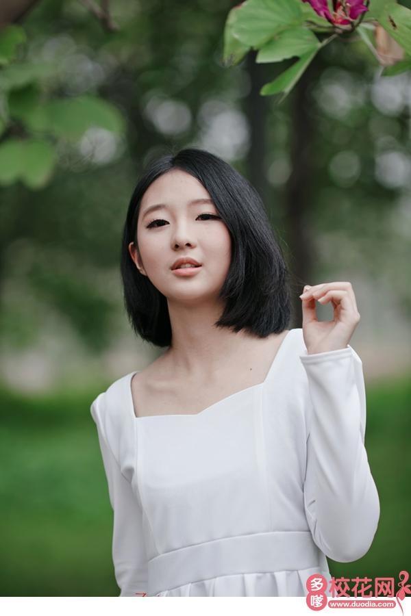 河北医科大学校花刘慰
