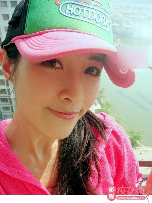 昆明学院2018级校花朱思佳