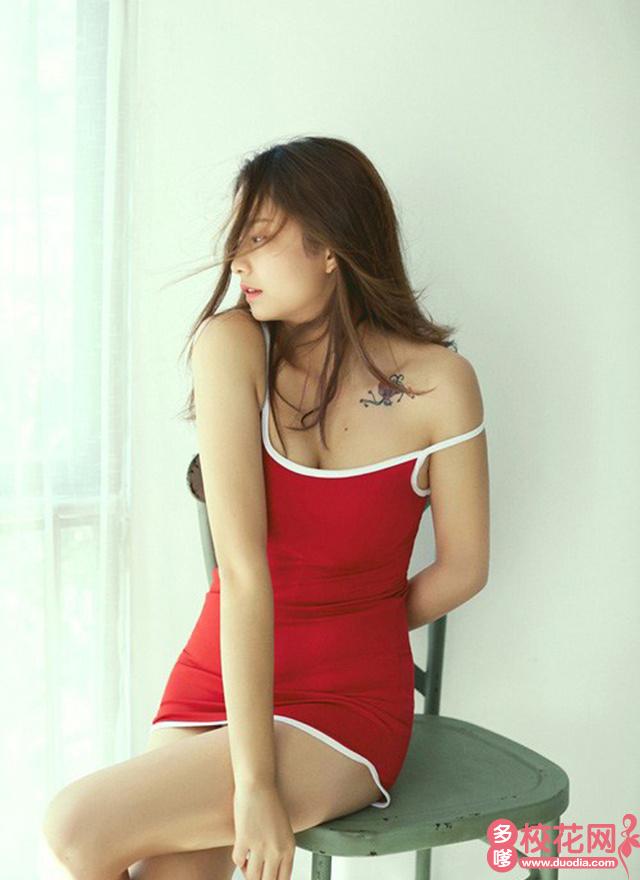 海门中学校花伦金妍