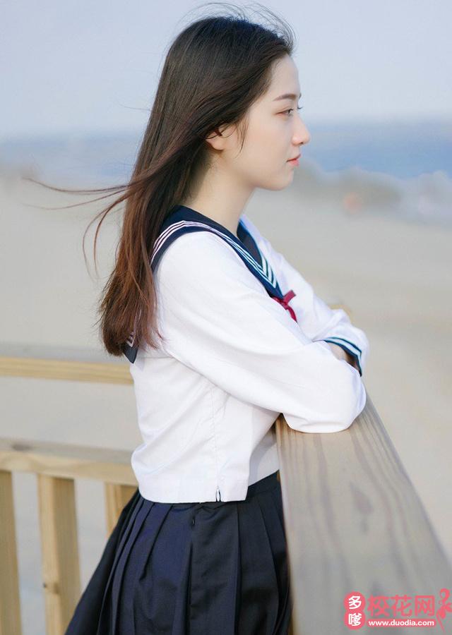 青岛五十八中校花冀慧敏