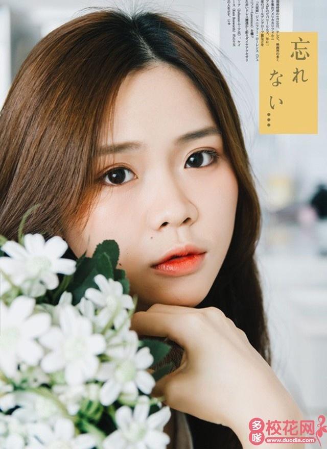 河南省实验中学校花刘秋桦