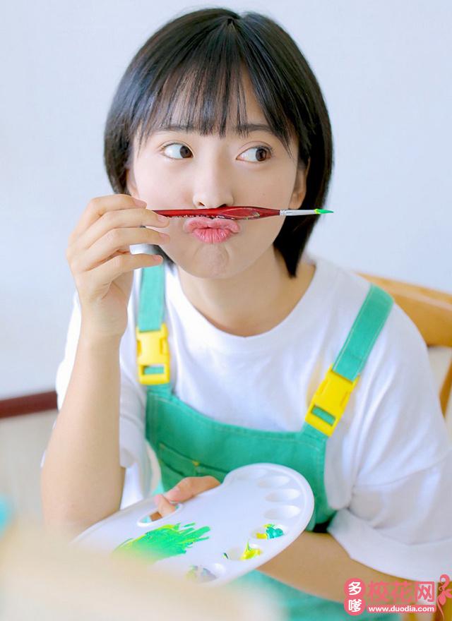 湖南大学校花谭小芳