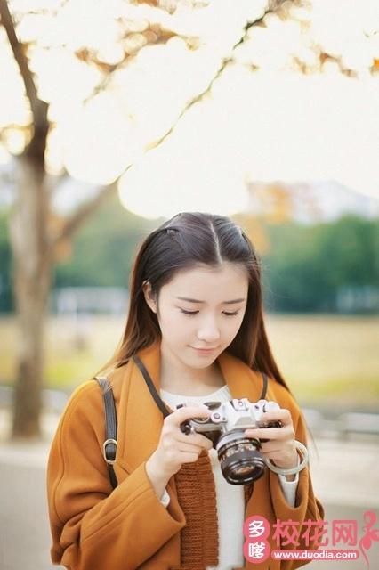 安徽师范大学校花庞舞燕
