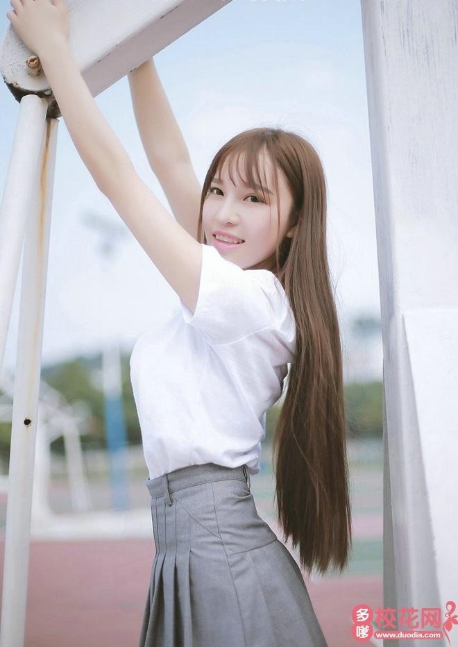天津工业大学校花刘夏语