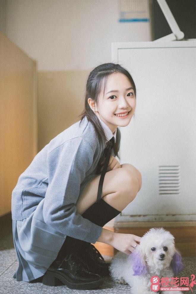 西藏大学校花孙臻语