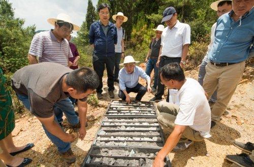 地化所在云贵发现新类型锂矿床
