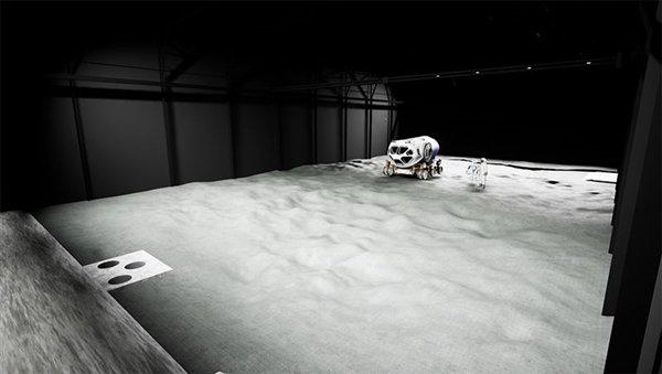 欧洲欲建最大模拟月球基地