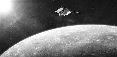 水星北极比想象的冷且储冰多