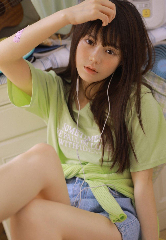 亚洲素人美女学生妹甜美小清新私房清纯养眼写真图片