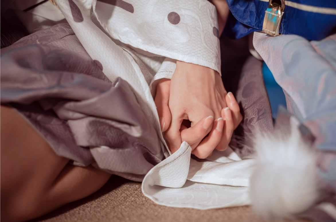 妖君白研 - NO.03 凹凸世界雷狮和风雷卡COS正片 (1)