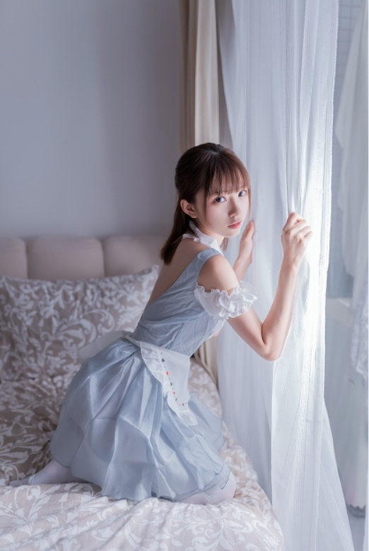 Kitaro_绮太郎 NO.092 白情女仆[40P-143MB] (4)