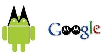 Google收购摩托罗拉logo变化
