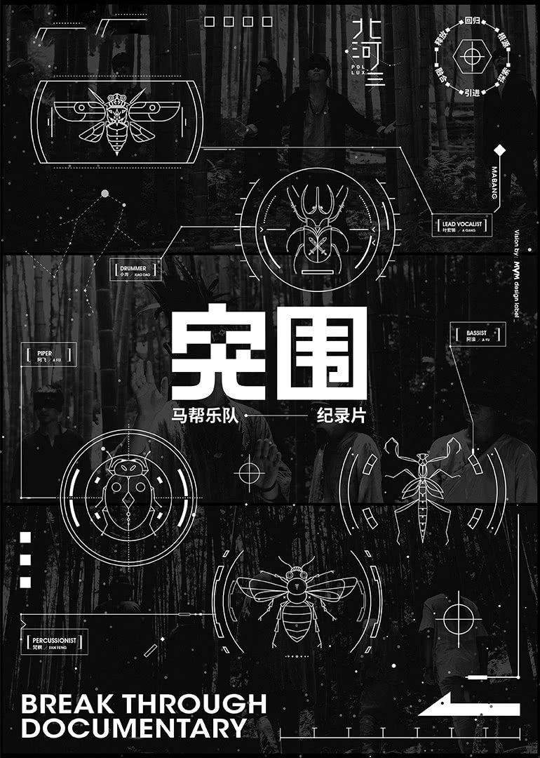 突围·马帮乐队纪录片