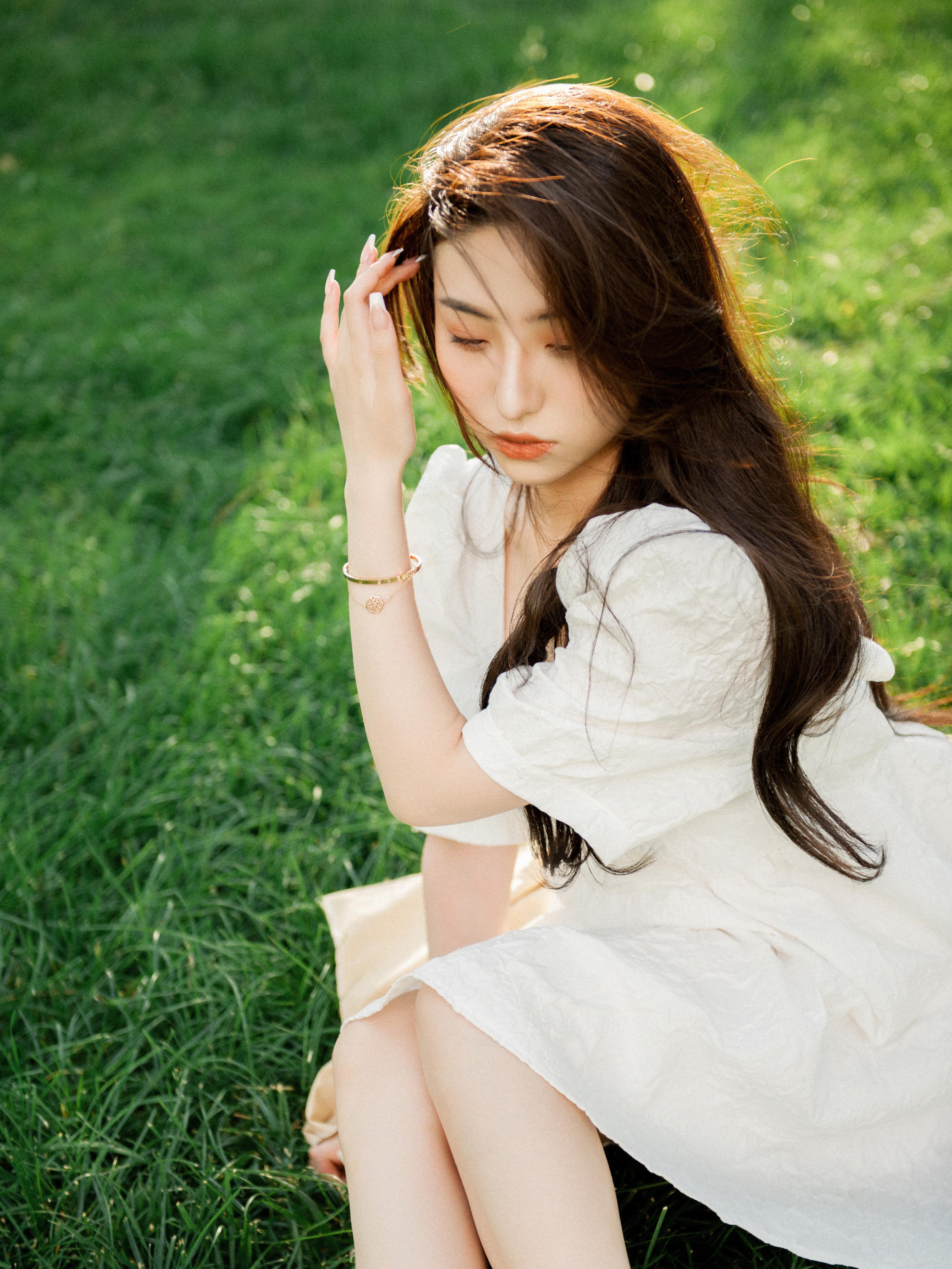公主日记阳光果然是最好的滤镜.摄影#人间四月爱拍照...美女