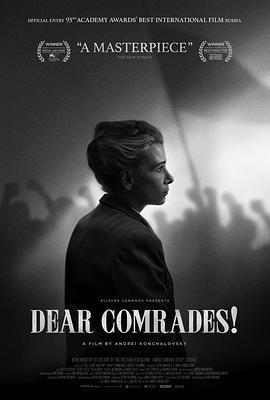 亲爱的同志的海报