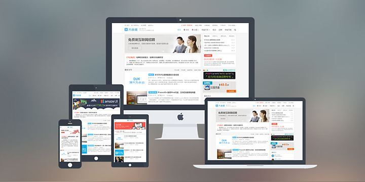 WordPress主题:大前端DUX主题5.2优化版,DUX开心版