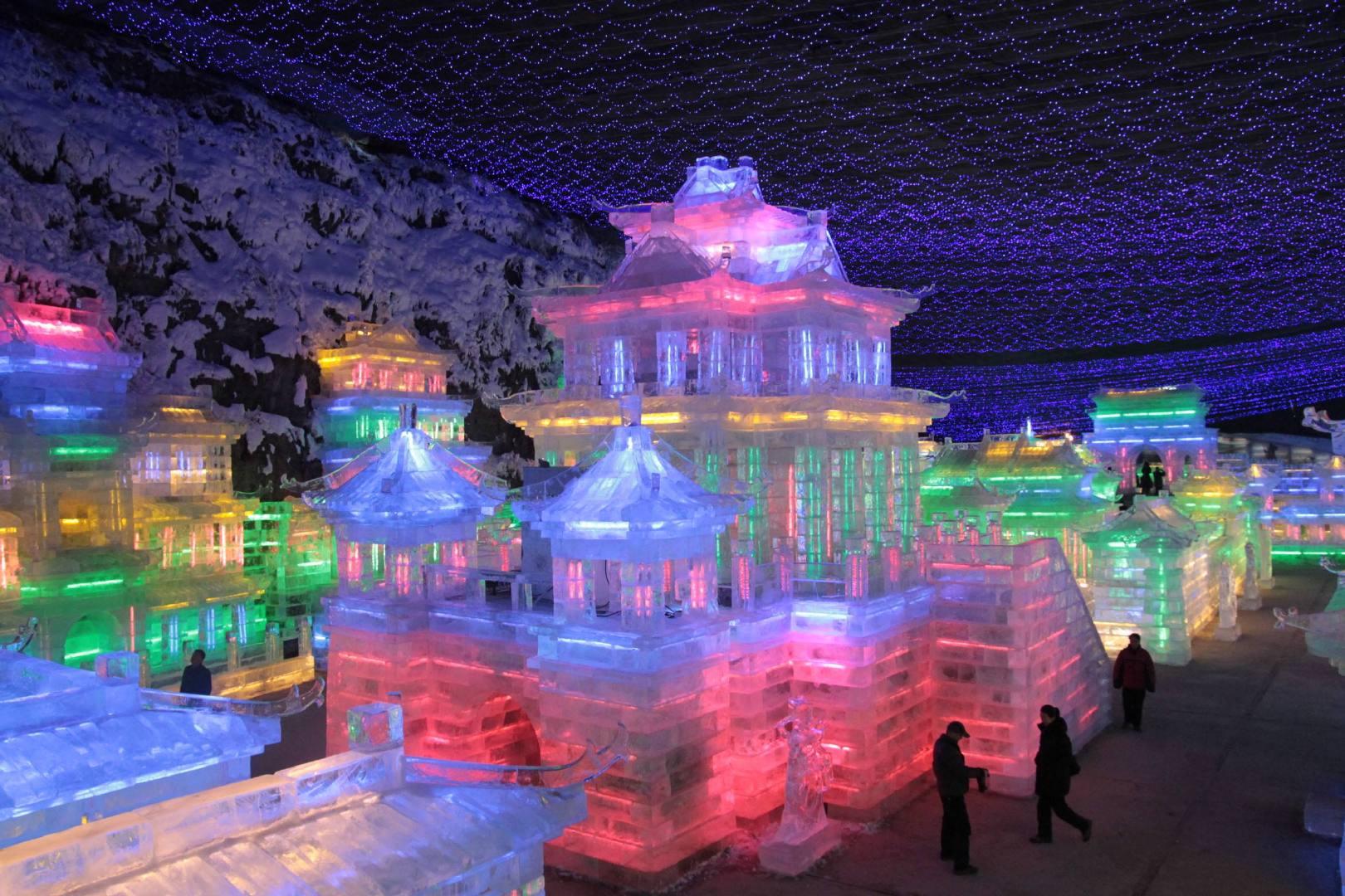 首汽租车丨北京冬季周边游_龙庆峡大巴包车电话 – 4006222262-首汽环球