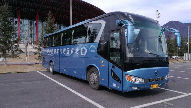 北京大巴租车