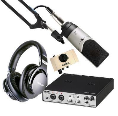 女主播都在用的外置声卡套装,做主播必备直播工具