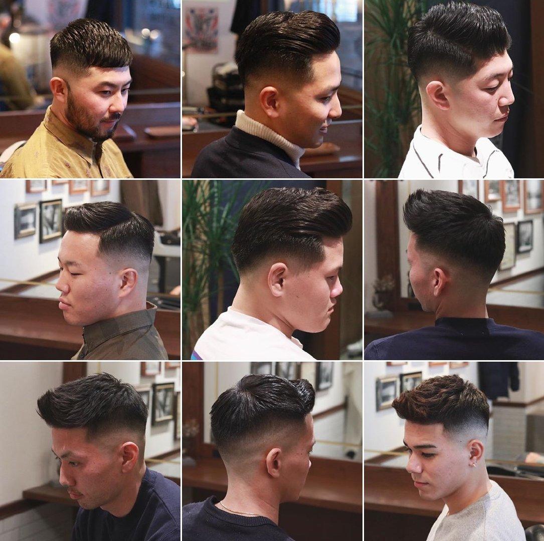 男士发型丨男士短发发型_男士发型大全_男士发型图片