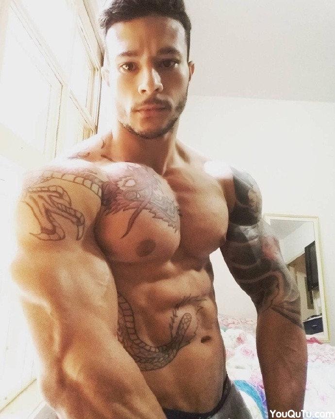 性感欧美男人肌肉写真集
