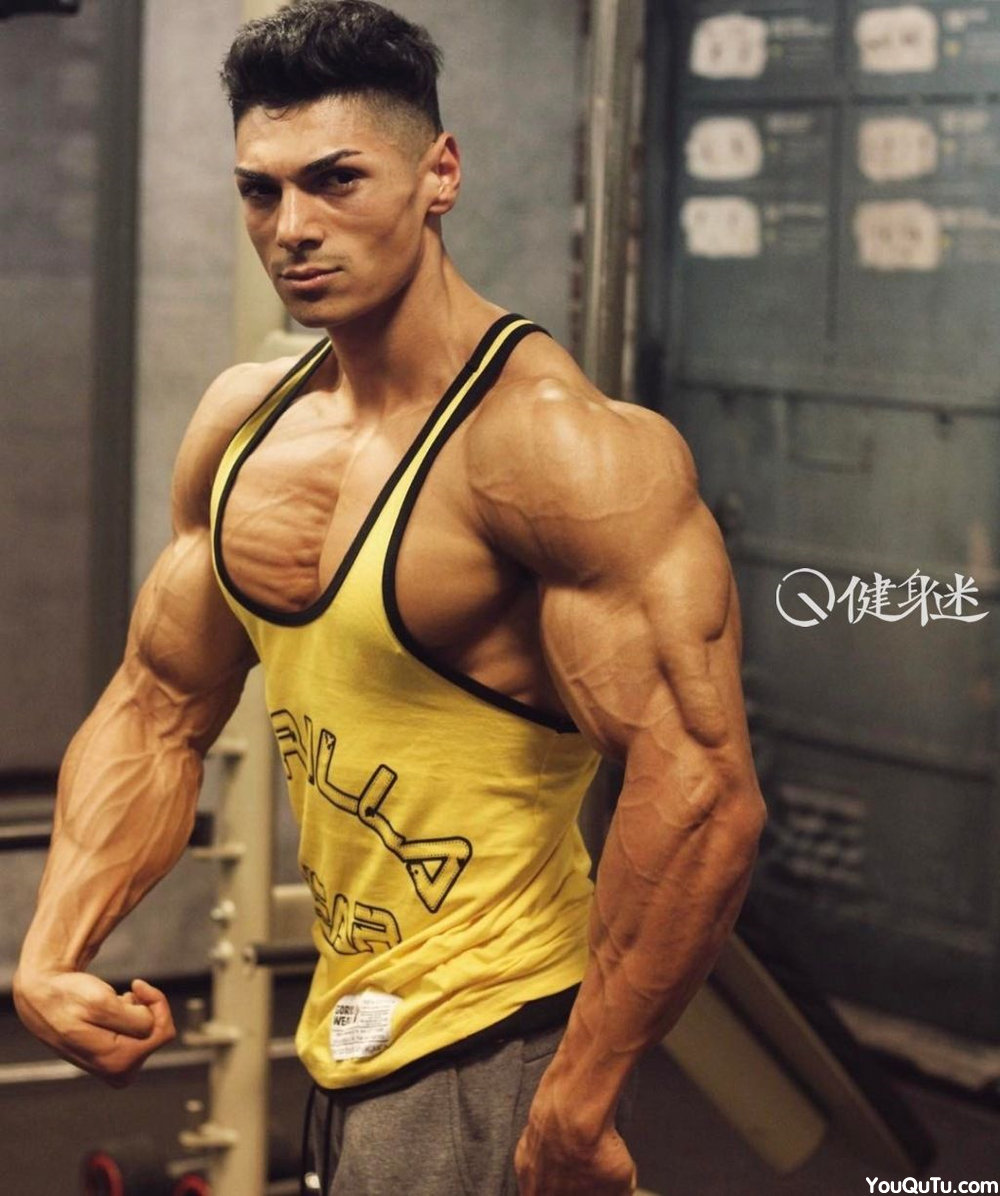 肌肉帅哥欧美猛男图片