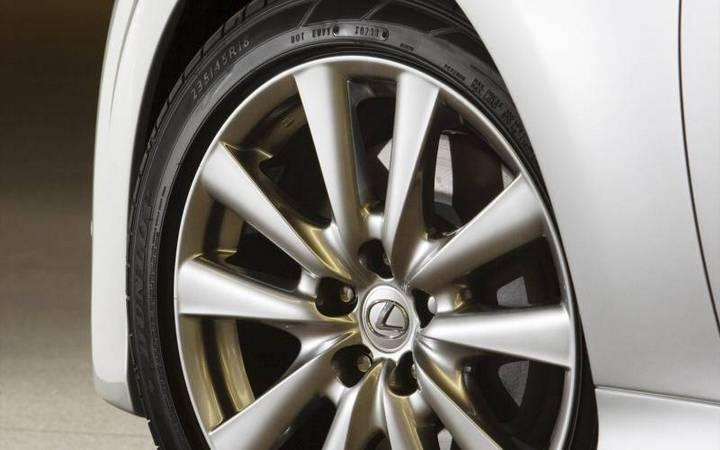 雷克萨斯GS 450h汽车外观和内饰高清图片大全