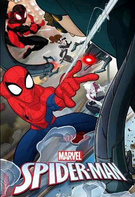 蜘蛛侠第二季