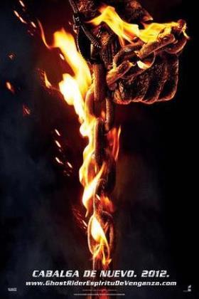 灵魂战车2:复仇时刻海报