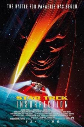 星际旅行9:起义海报