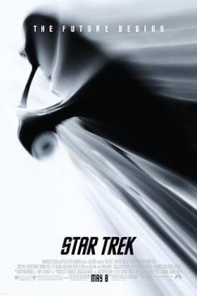 星际迷航11海报