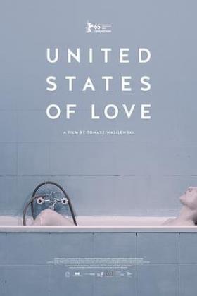 爱情合众国海报