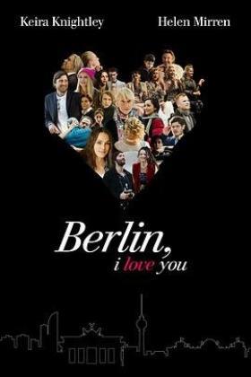柏林,我爱你海报