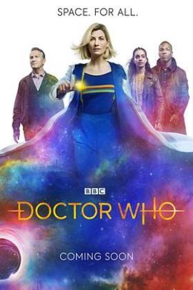 神秘博士第十二季海报