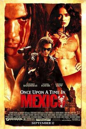 墨西哥往事海报