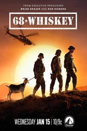 68威士忌海报