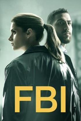 联邦调查局第二季海报