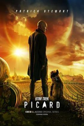 星际迷航:皮卡德第一季海报