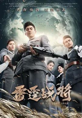 亮剑3海报