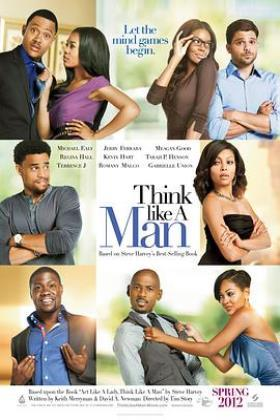 像男人一样思考1海报