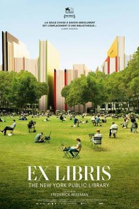 书缘:纽约公共图书馆在线观看